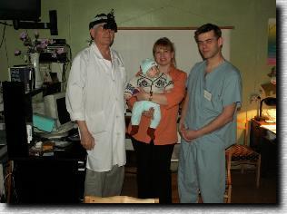 Мы и наши маленькие пациенты